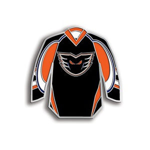 Phantoms Black Jersey Pin