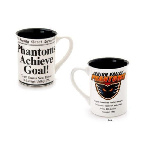 Phantoms Great News Mug
