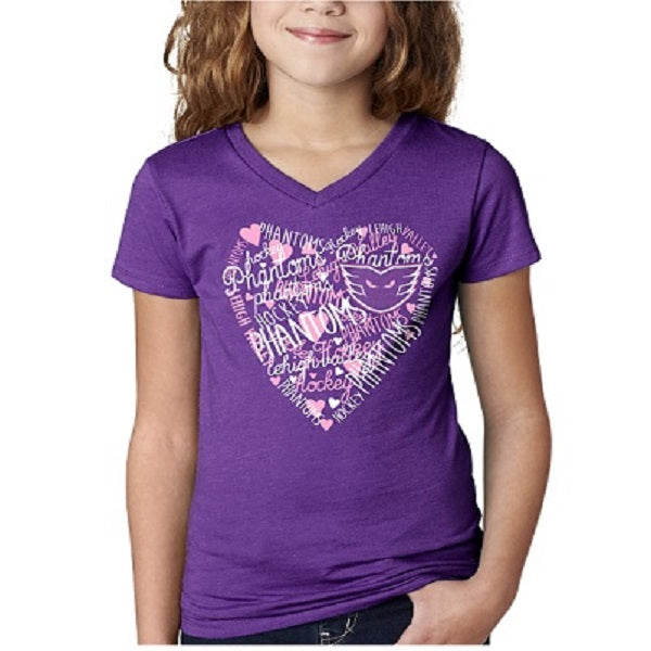 All My Heart Phantoms Tee