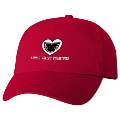 Phantoms Red Valentine's Day Cap