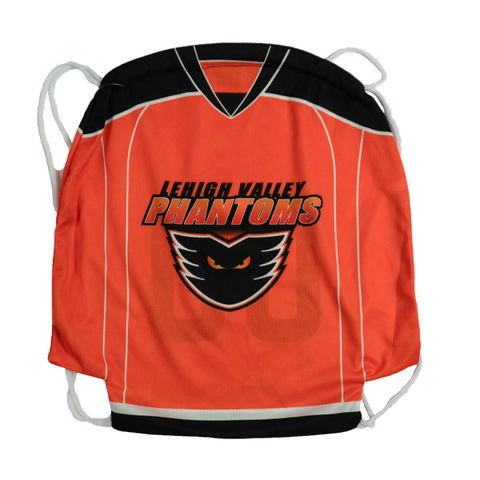 Phantoms Jersey Drawstring Bag
