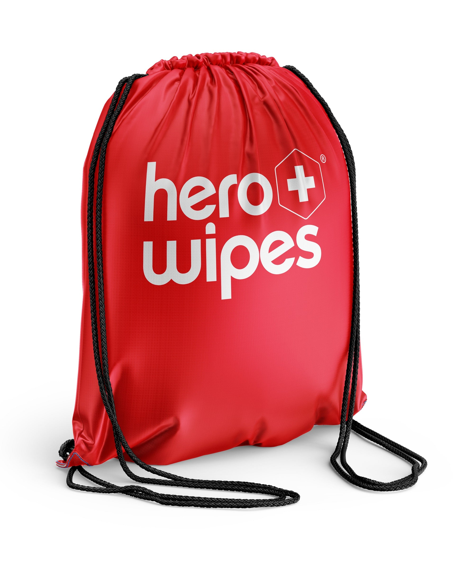Hero Wipes® Drawstring Backpack
