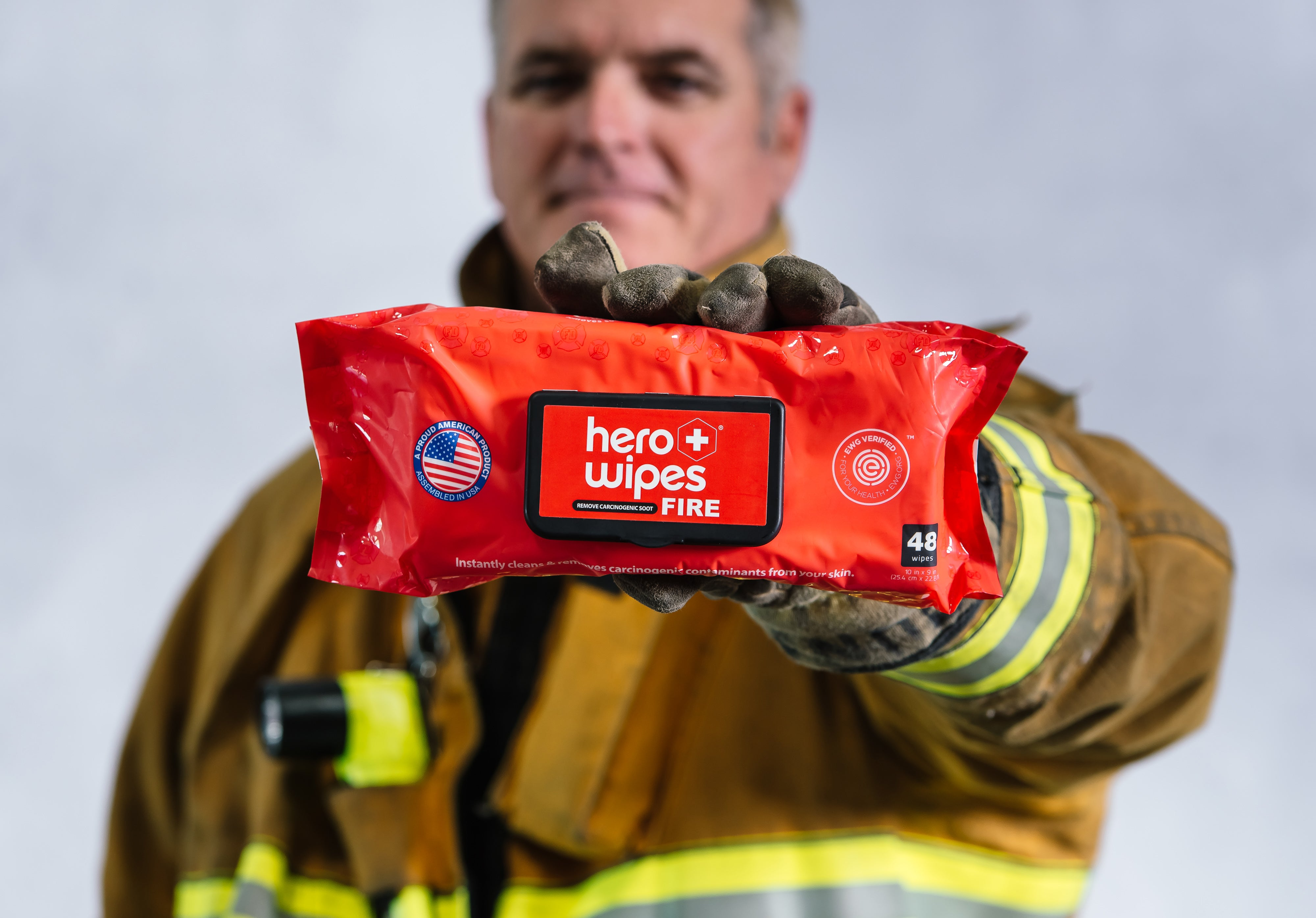 Hero Wipes® (48ct Pouch)