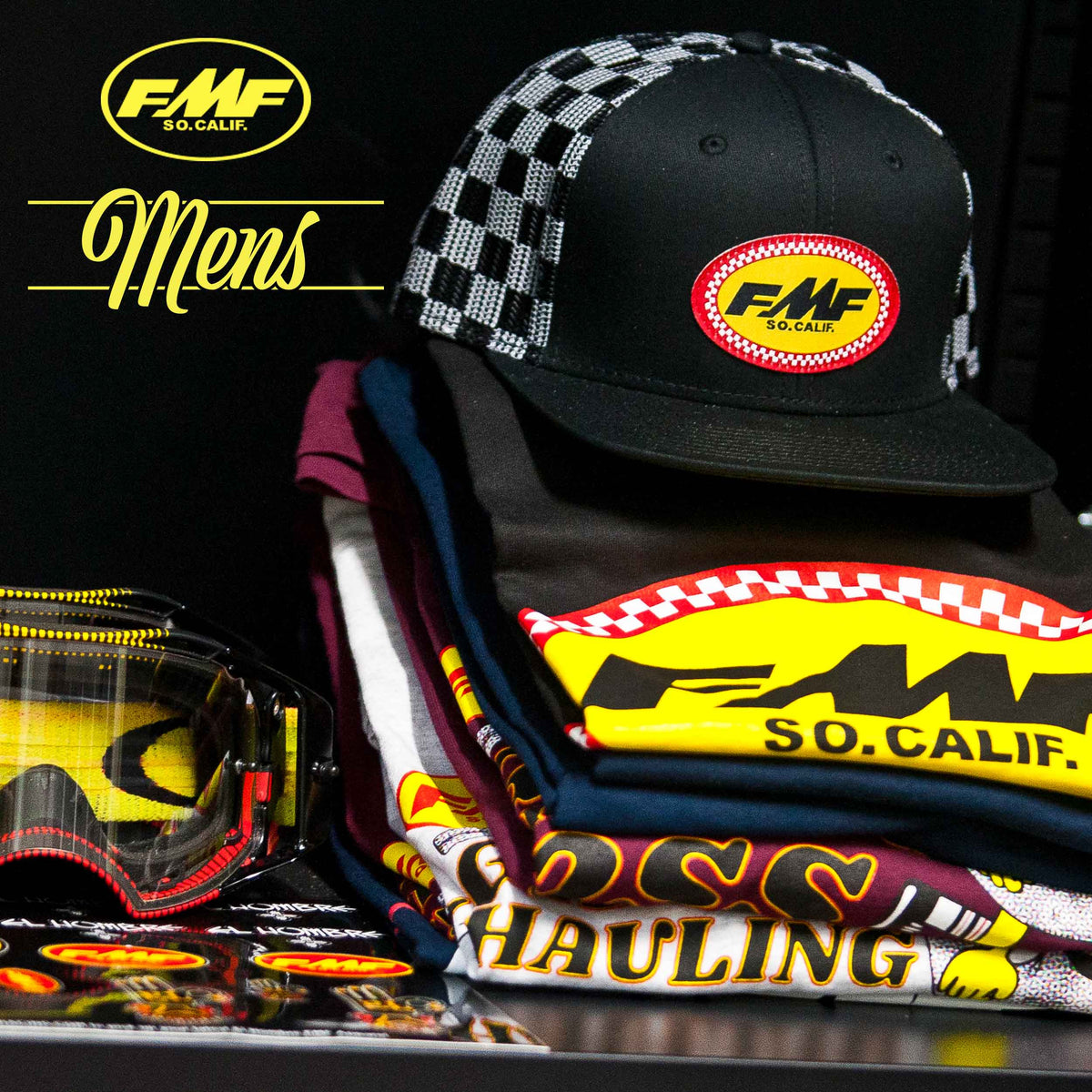 the best attitude dfb63 c667b Official FMF Racing Apparel, MX, Motocross Clothing Store