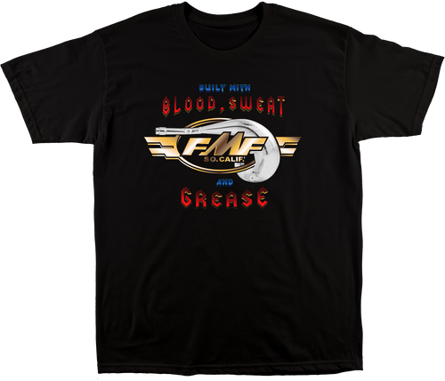 BLOOD SWEAT GREASE TEE