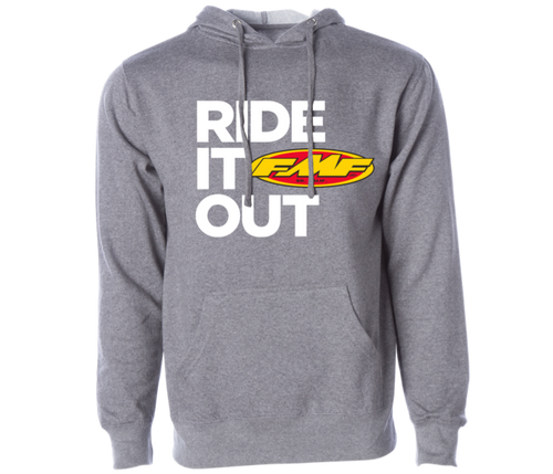 RIDE IT OUT PULLOVER HOODY