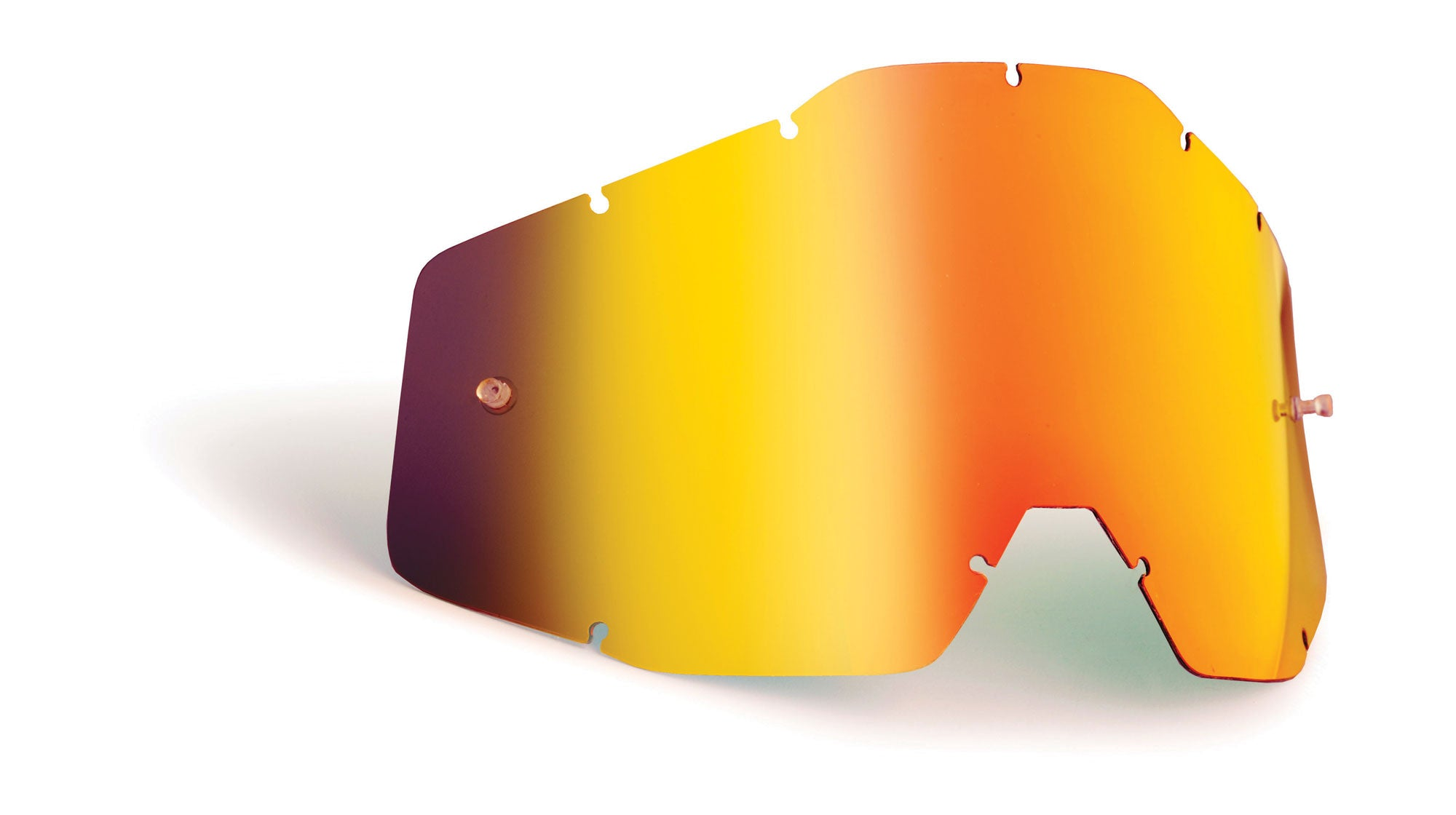 FMF POWERBOMB/POWERCORE Replacement Mirror Lens Anti-Fog