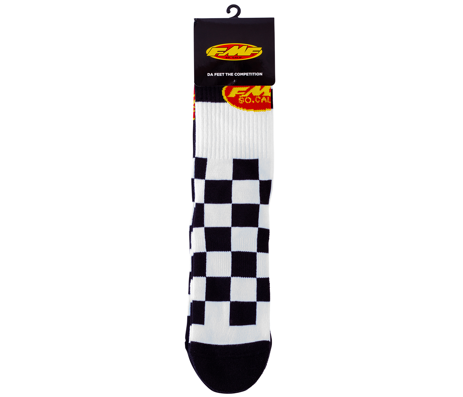CHECKER SOCKS 2 PACK