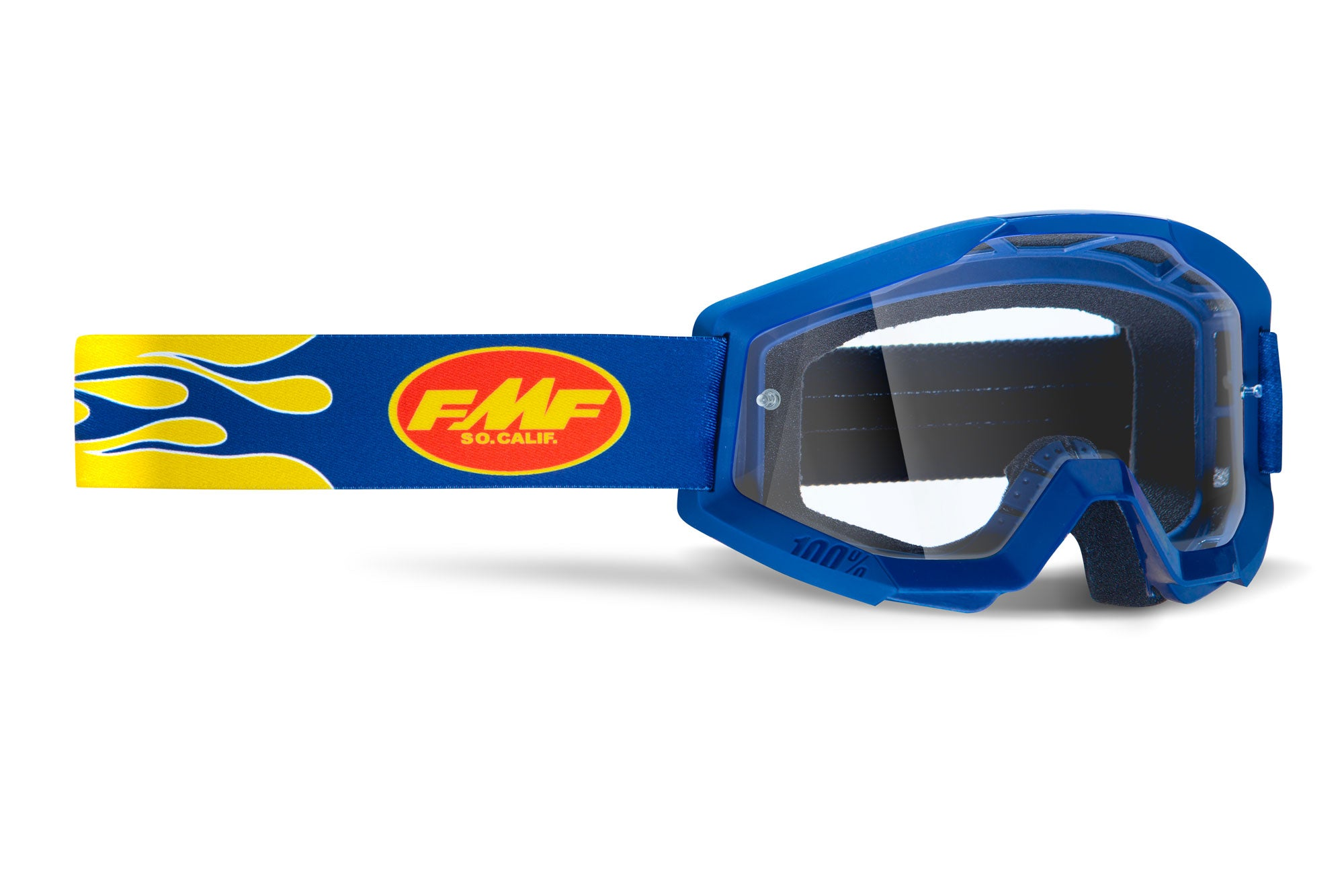 FMF POWERCORE Goggle - Clear