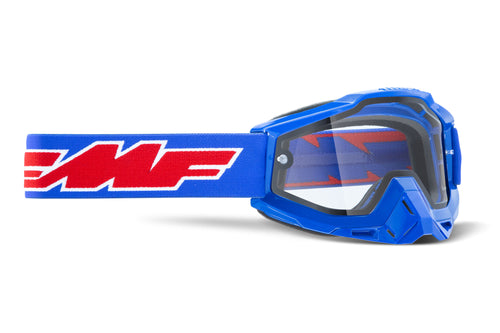 FMF POWERBOMB Enduro Goggle - Clear