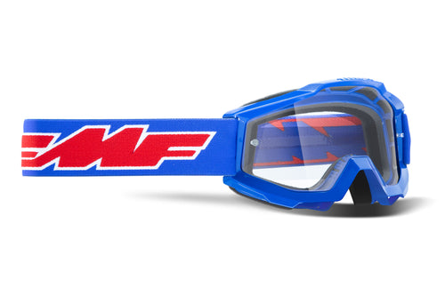 FMF POWERBOMB YOUTH Goggle - Clear