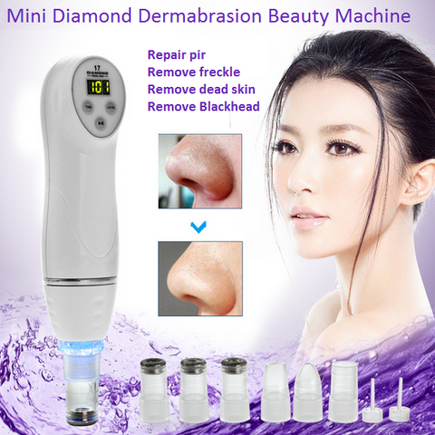 Diamond Microdermabrasion Facial Pore Cleanser and Blackhead Remover - My Sweet Little Boutique