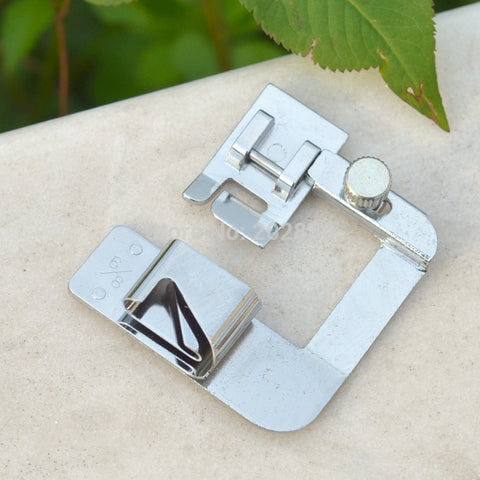Multi-Function  Sewing Machine Presser Foot Rolled Hem Foot Different Sizes Available