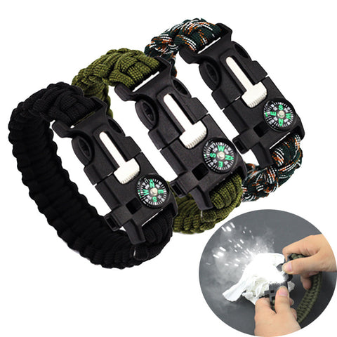 Multi-functional 5 in 1 Outdoor Survival Gear - My Sweet Little Boutique