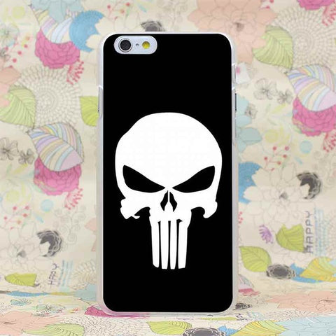 The Punisher Cover Case for Iphone(all series) - My Sweet Little Boutique