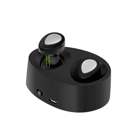 Bluetooth Earphones True Wireless Earbuds Charging Box for all SmartPhones - My Sweet Little Boutique