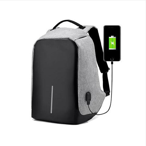 USB Charging Anti-Theft Nomad Backpack For Student Work Men Women - My Sweet Little Boutique