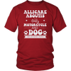 All I Care ABout Is Motorcycle And Dog Apparel Dc - My Sweet Little Boutique