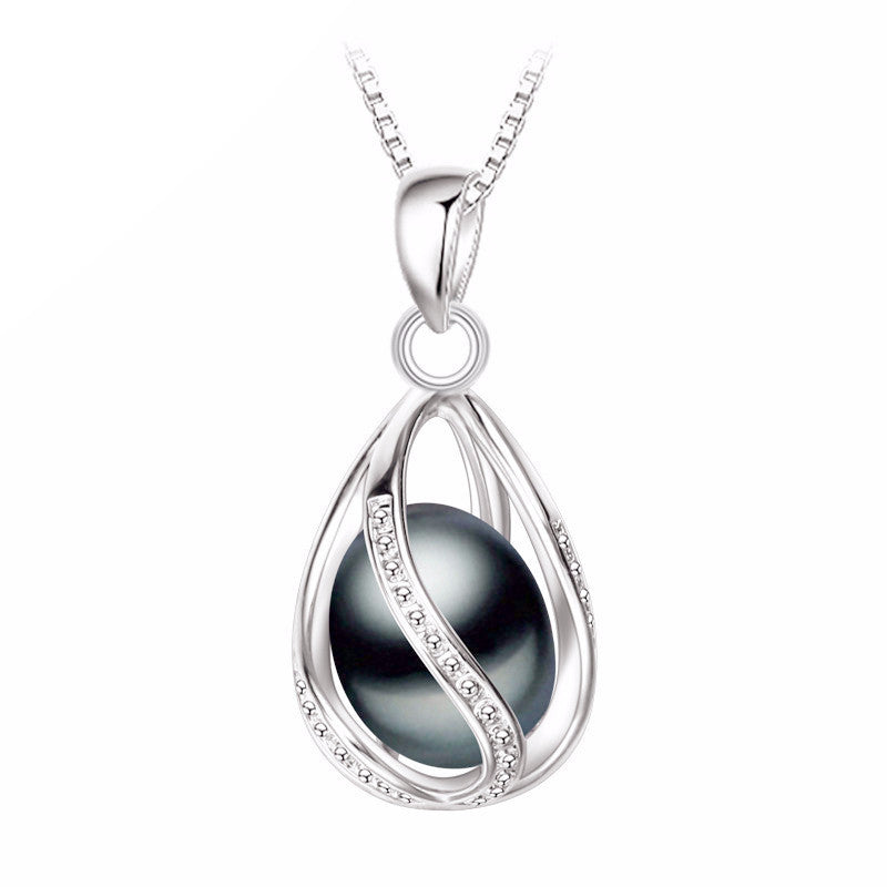lizzie nautilus black guild silver devon and handmade craftsmen sanders the pearl pendant nautillus of online with at