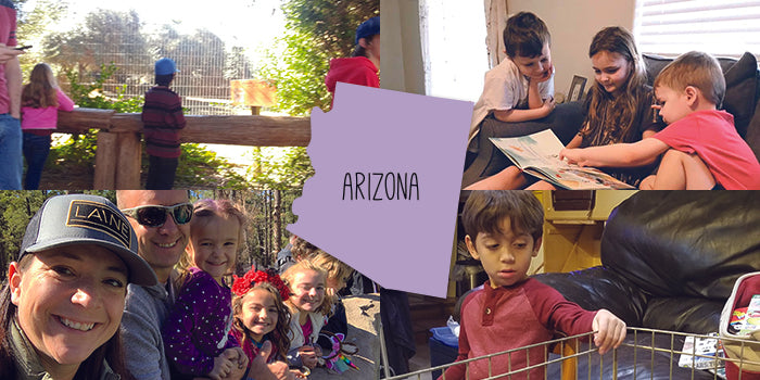 Meet 4 Families from Arizona />       <header role=