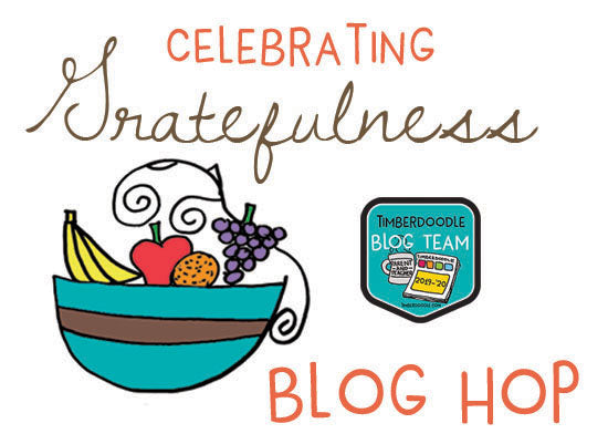 Blog Hop: Celebrating Gratefulness />       <header role=