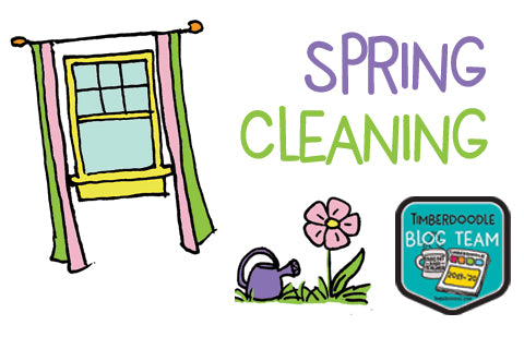 Spring Cleaning Blog Hop