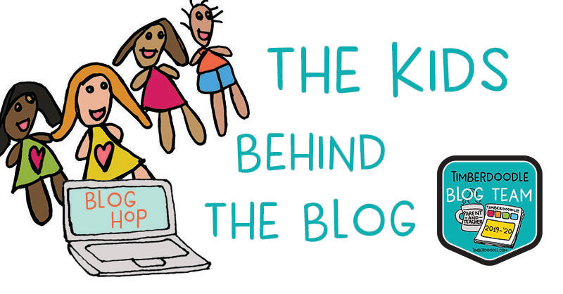 Blog Hop: The Kids Behind the Blogs />       <header role=
