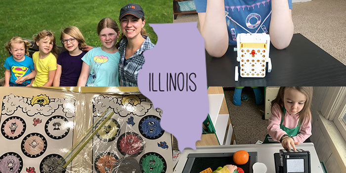 Meet 4 Families from Illinois />       <header role=