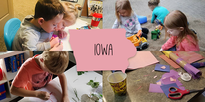 Meet 4 Families from Iowa />       <header role=