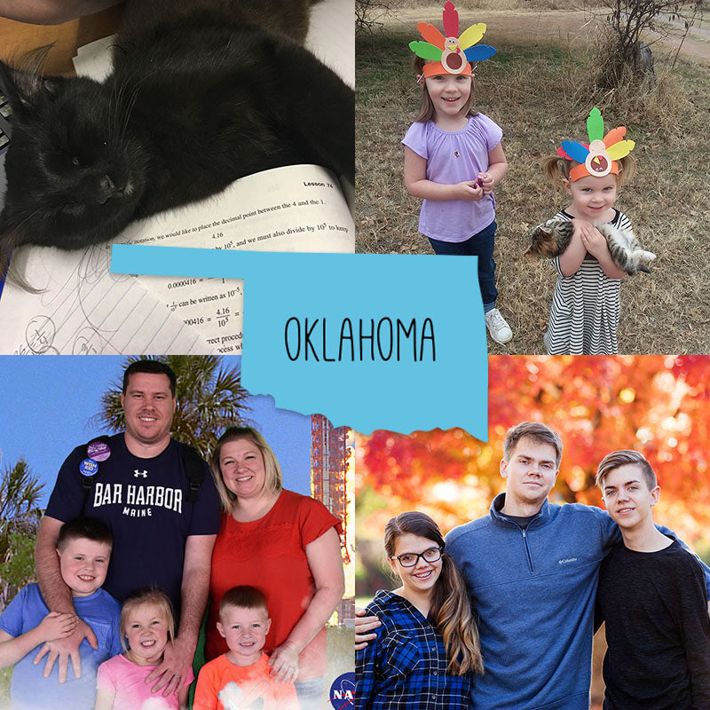 Meet 4 Families from Oklahoma />       <header role=