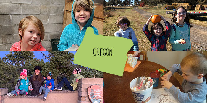 Meet 4 Families from Oregon />       <header role=