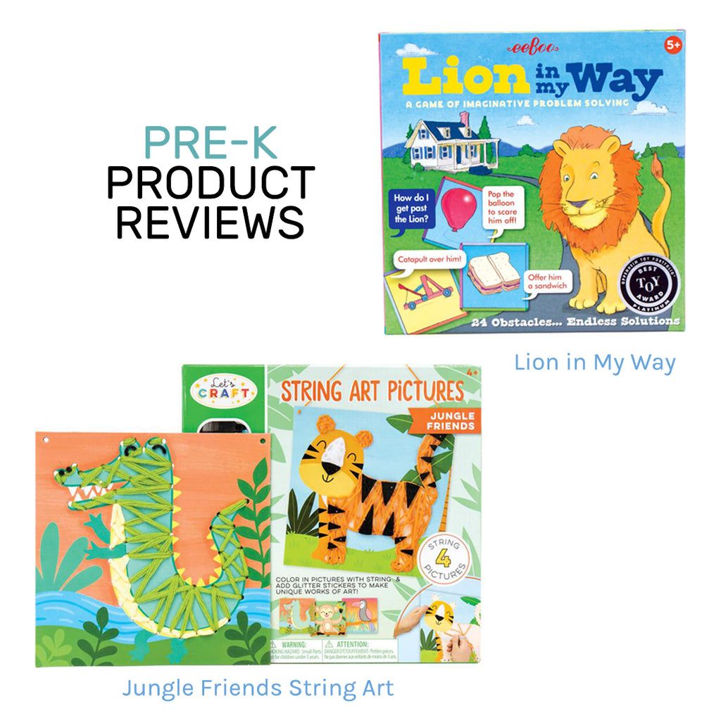 Pre-K New Product Reviews />       <header role=