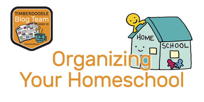 Organizing Your Homeschool />       <header role=