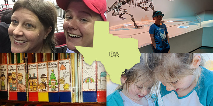 Meet 4 Families from Texas />       <header role=
