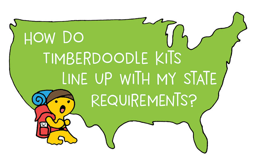 Does Timberdoodle Line Up with My State Requirements? />       <header role=