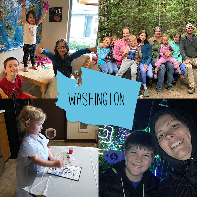 Meet 4 Families from Washington />       <header role=