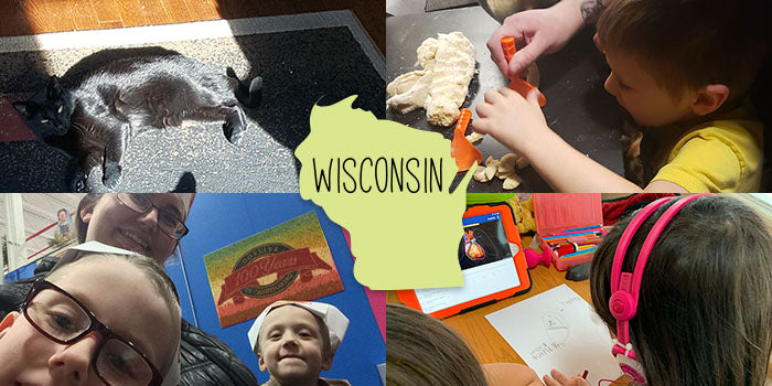 Meet 4 Families from Wisconsin />       <header role=