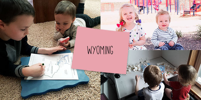 Meet 3 Families from Wyoming />       <header role=