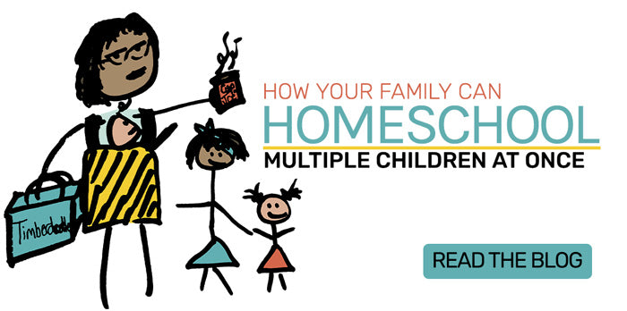 How to Homeschool Multiple Children At Once />       <header role=