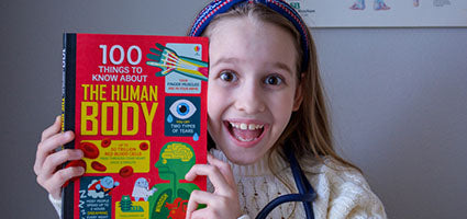 100 Things to Know about the Human Body Review by Oaxacaborn
