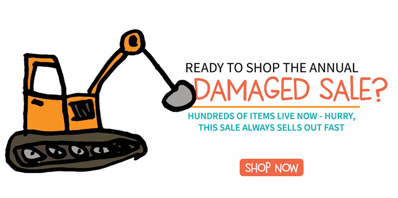 2019 Damaged Sale is live now!