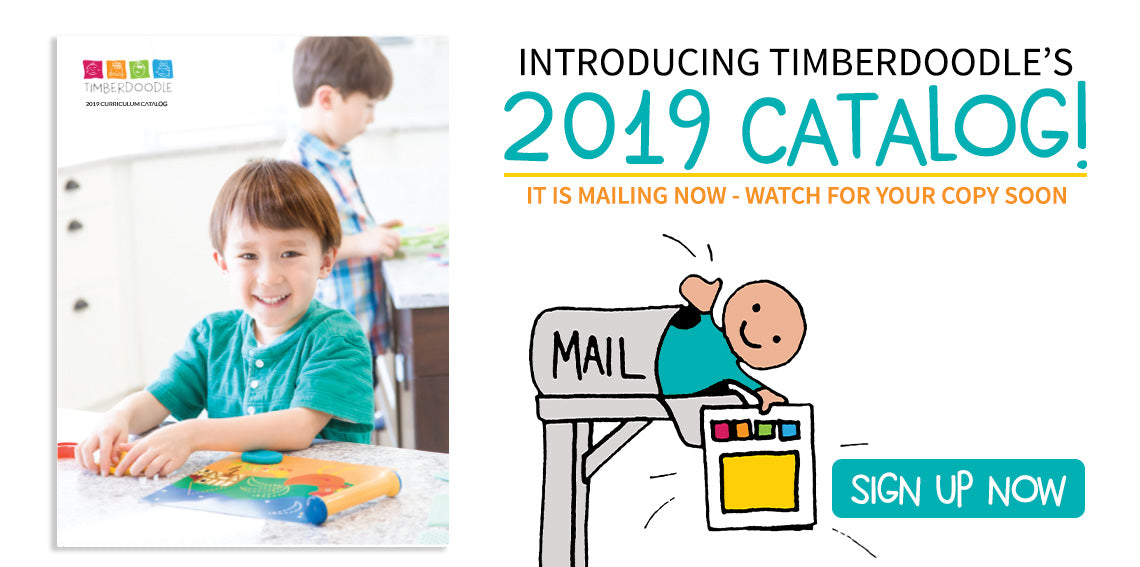 2019 Catalog Mailing Now!