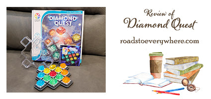 Diamond Quest Review by Roads to Everywhere