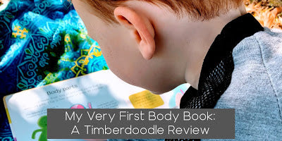 My Very First Body Book Review by A Youth Pastor's Wife