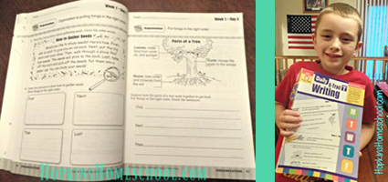 Daily 6-Trait Writing Grade 2 Review by Hopkins Homeschool