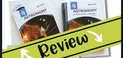 Exploring Creation with Astronomy Review by Little Earthling