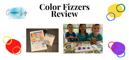 Color Fizzers Review by Cummins Life