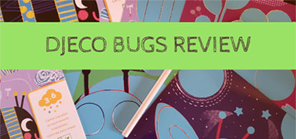 Djeco Bugs Review by Just a Secular Homeschooler