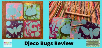 Djeco Bugs Review by Cummins Life