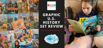 Graphic U.S. History - Set of 13 Review by Cummins Life